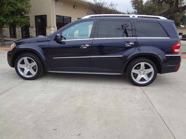 2012 Mercedes-Benz GL550 Austin , Texas 1
