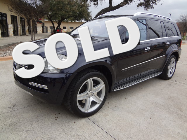 2012 Mercedes-Benz GL550 Austin , Texas 0