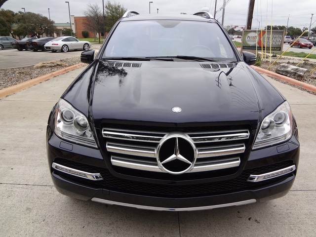 2012 Mercedes-Benz GL550 Austin , Texas 9