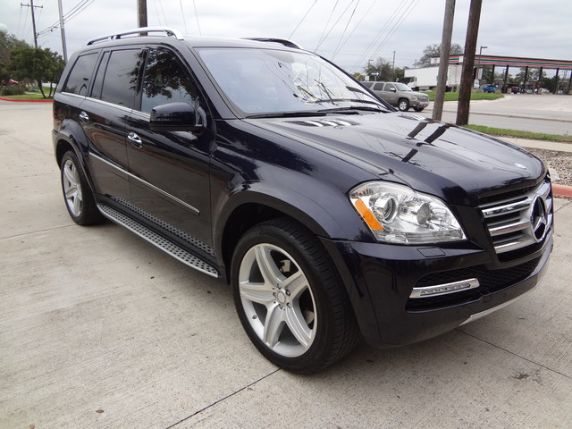 2012 Mercedes-Benz GL550 Austin , Texas 8