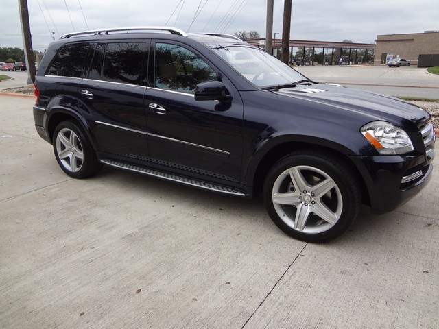2012 Mercedes-Benz GL550 Austin , Texas 6