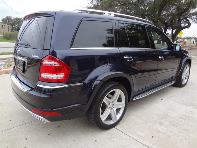 2012 Mercedes-Benz GL550 Austin , Texas 4
