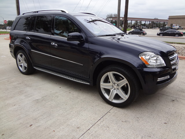 2012 Mercedes-Benz GL550 Austin , Texas 7