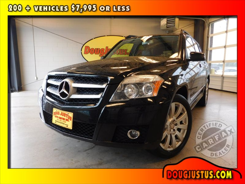 2012 Mercedes-Benz GLK 350 350 4MATIC  city TN  Doug Justus Auto Center Inc  in Airport Motor Mile ( Metro Knoxville ), TN