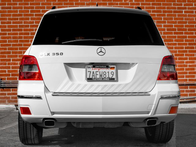 2012 Mercedes Benz GLK 350 Burbank, CA 3