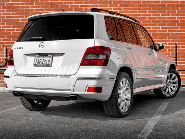 2012 Mercedes Benz GLK 350 Burbank, CA 7