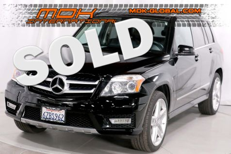 2012 Mercedes-Benz GLK 350 - 4Matic AWD - Navigation - AMG appearance in Los Angeles