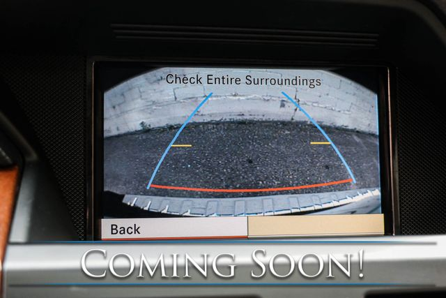 2012 Mercedes-Benz GLK350 Sport Crossover w/Blacked Out Rims, Nav, Backup Cam, Panoramic Roof and Keyless GO in Eau Claire, Wisconsin 54703