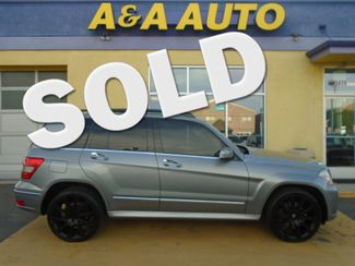 2012 Mercedes-Benz GLK 350 350 4MATIC in Englewood, CO 80110