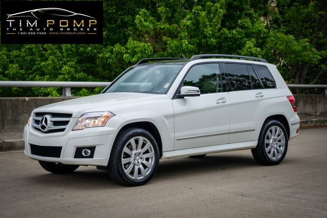 2012 Mercedes-Benz GLK 350 PANO ROOF NAVIGATION