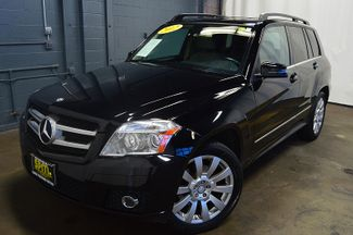 2012 Mercedes-Benz GLK 350 4d SUV GLK350 4matic in Merrillville, IN 46410