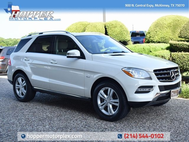 2012 Mercedes-Benz M-Class ML 350 4MATIC in McKinney, Texas 75070