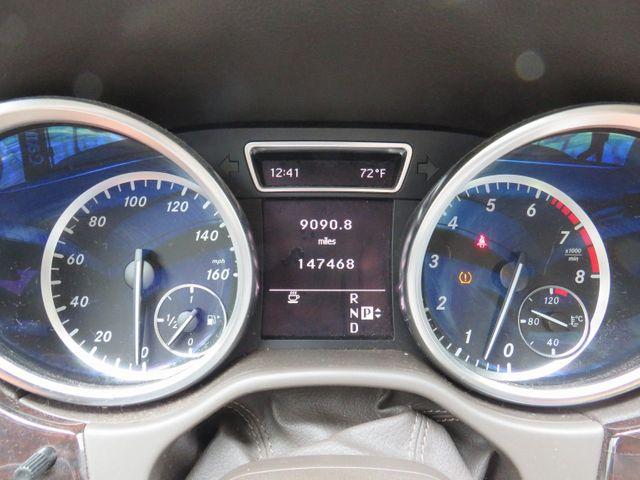 2012 Mercedes-Benz M-Class ML 350 4MATIC in McKinney, Texas 75070