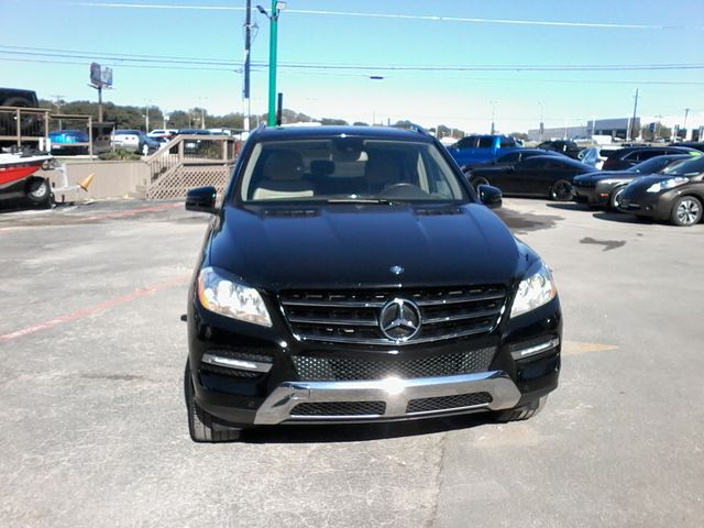 2012 Mercedes-Benz ML 350 4matic(AWD) Boerne, Texas 4