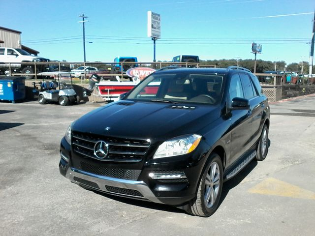 2012 Mercedes-Benz ML 350 4matic(AWD) Boerne, Texas 5