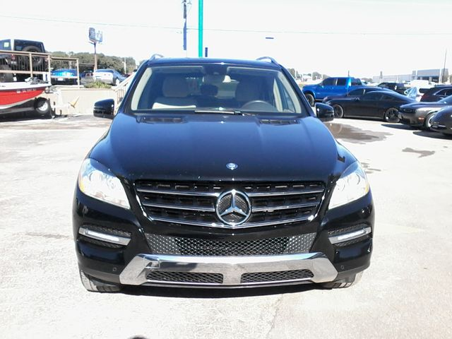 2012 Mercedes-Benz ML 350 4matic(AWD) Boerne, Texas 9