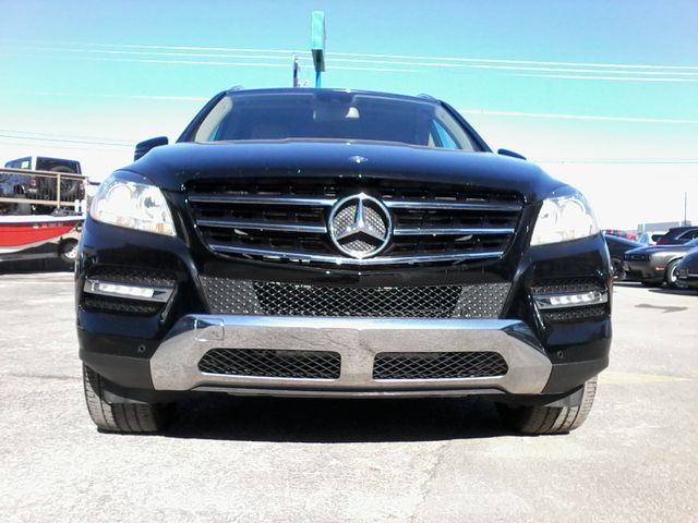 2012 Mercedes-Benz ML 350 4matic(AWD) Boerne, Texas 1