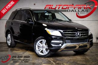 2012 Mercedes-Benz ML 350 in Addison, TX 75001