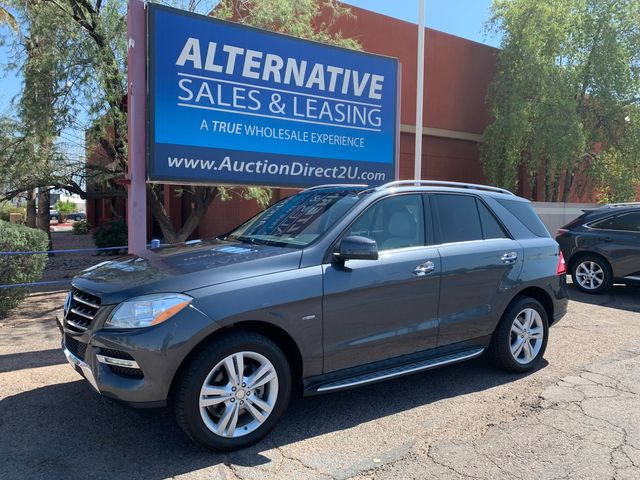 2012 Mercedes-Benz ML 350 BlueTEC 3 MONTH/3,000 MILE NATIONAL POWERTRAIN WARRANTY in Mesa, Arizona 85201