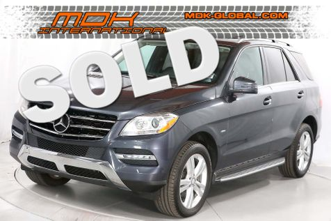 2012 Mercedes-Benz ML 350 - AWD - Navigation - Running boards in Los Angeles