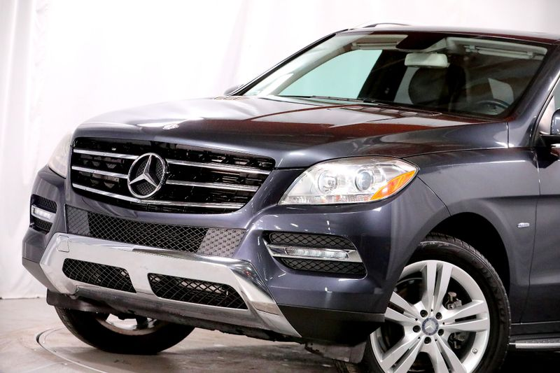 2012 Mercedes-Benz ML 350 - AWD - Navigation - Running boards  city California  MDK International  in Los Angeles, California