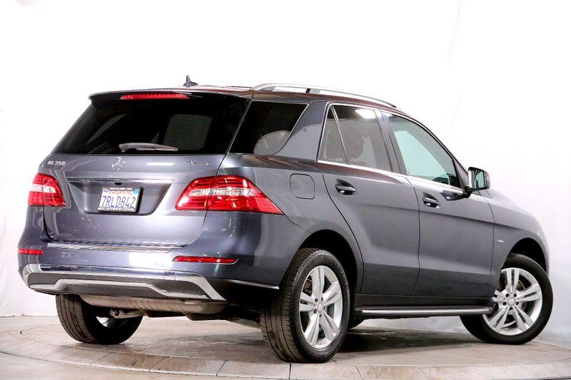 2012 Mercedes-Benz ML 350 - AWD - Navigation - Running boards  city California  MDK International  in Los Angeles, California