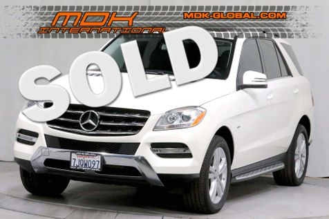 2012 Mercedes-Benz ML 350 BlueTEC - P1 pkg - Back up camera - New Tires in Los Angeles