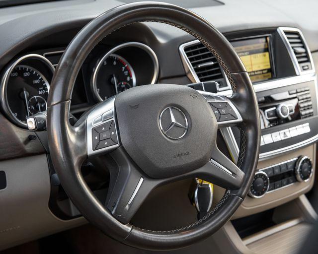2012 Mercedes-Benz ML 350 Burbank, CA 16