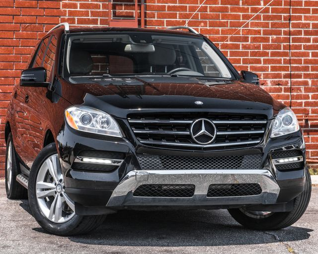 2012 Mercedes-Benz ML 350 Burbank, CA 2