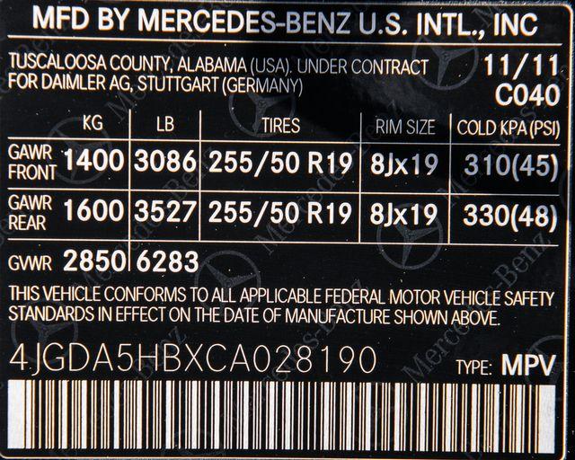 2012 Mercedes-Benz ML 350 Burbank, CA 31