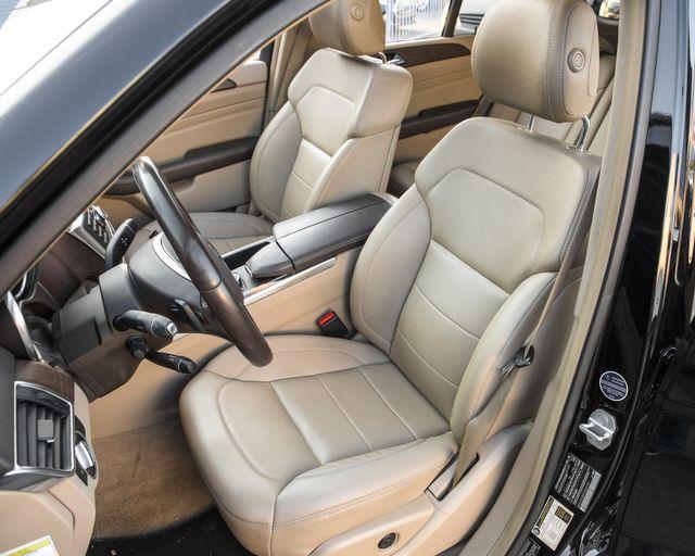 2012 Mercedes-Benz ML 350 Burbank, CA 8