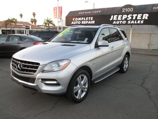 2012 Mercedes-Benz ML 350 4Matic in Costa Mesa, California 92627