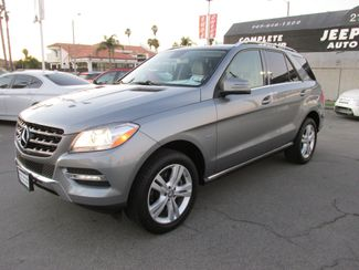 2012 Mercedes-Benz ML 350 4Matic SUV in Costa Mesa, California 92627