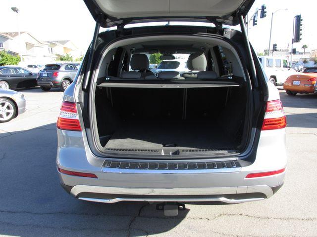 2012 Mercedes-Benz ML 350 4Matic in Costa Mesa, California 92627