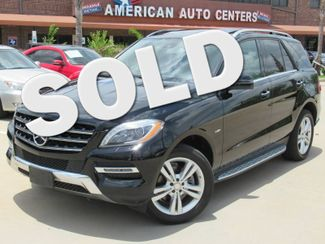 2012 Mercedes-Benz ML 350 BlueTEC | Houston, TX | American Auto Centers in Houston TX