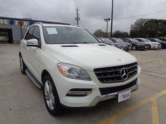 2012 Mercedes-Benz ML 350 in Houston, TX