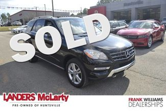 2012 Mercedes-Benz ML 350 ML 350 | Huntsville, Alabama | Landers Mclarty DCJ & Subaru in  Alabama