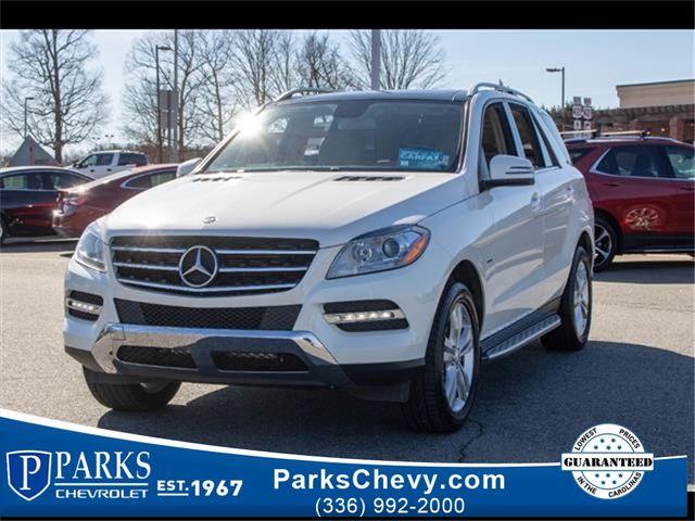 2012 Mercedes-Benz ML 350 ML 350 in Kernersville, NC 27284