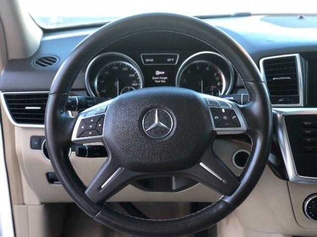 2012 Mercedes-Benz ML 350 ML350 4MATIC LINDON, UT 35