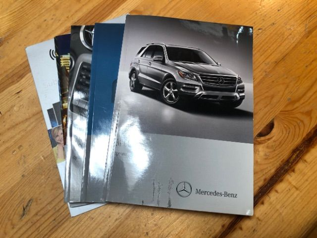 2012 Mercedes-Benz ML 350 ML350 4MATIC LINDON, UT 43