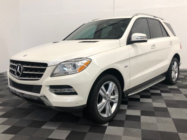 2012 Mercedes-Benz ML 350 ML350 4MATIC