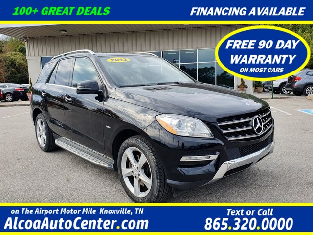 2012 Mercedes-Benz ML 350 AWD