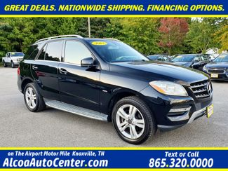 "2012 Mercedes-Benz ML 350 Premium 4MATIC w/Leather/Sunroof/Navigation/19"" in Louisville, TN 37777"