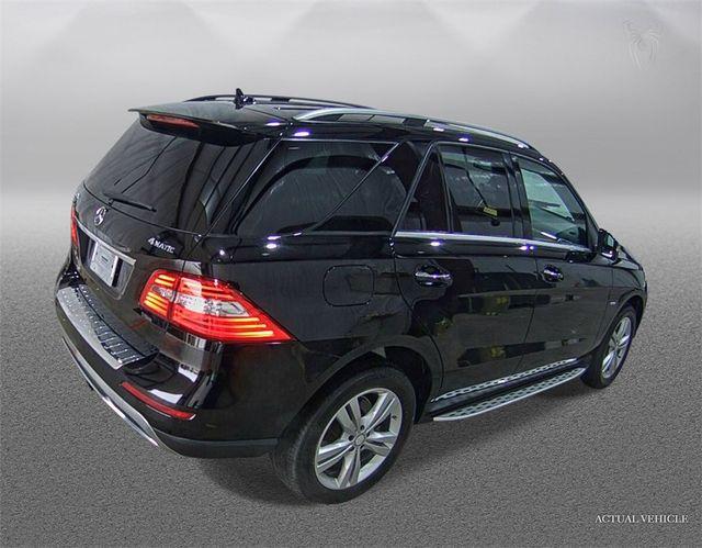 2012 Mercedes-Benz ML 350 ML 350 Madison, NC 1