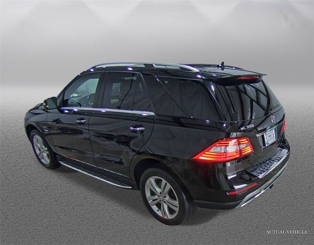 2012 Mercedes-Benz ML 350 ML 350 Madison, NC 3