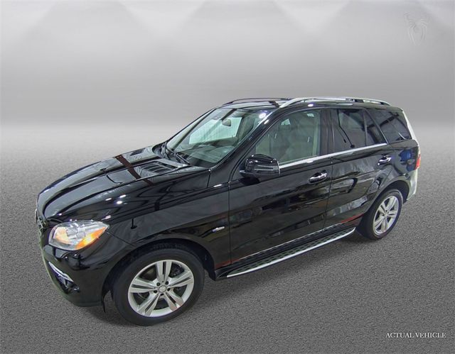 2012 Mercedes-Benz ML 350 ML 350 Madison, NC 4