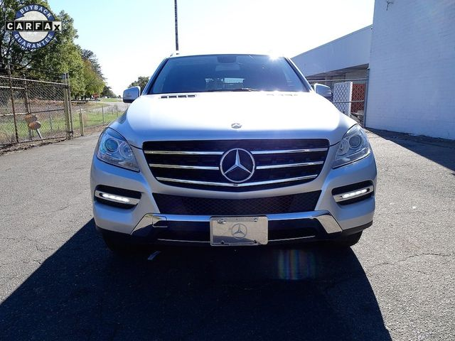 2012 Mercedes-Benz ML 350 ML 350 Madison, NC 6