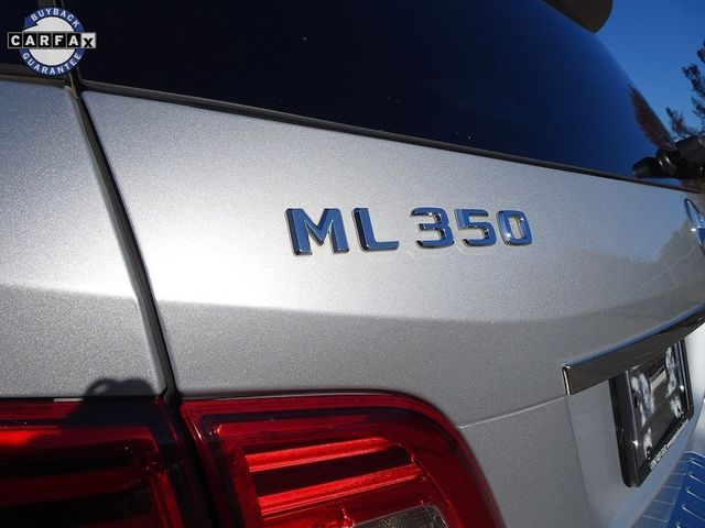 2012 Mercedes-Benz ML 350 ML 350 Madison, NC 12