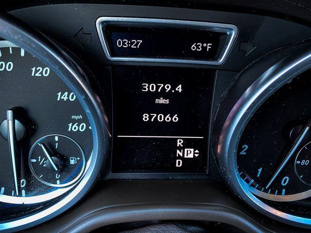 2012 Mercedes-Benz ML 350 ML 350 Madison, NC 31