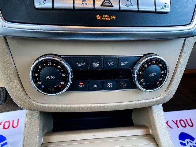 2012 Mercedes-Benz ML 350 ML 350 Madison, NC 33